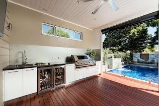 Outdoor Kitchen Ideas Australia Alfresco Designs The Maker