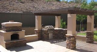 Outdoor Kitchen Phoenix S in Az We Fix Ugly Pools
