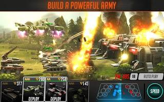 League of War: Mercenaries Mod Apk 9.9.15 [Unlimited Money]