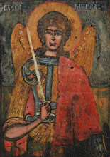 Icoana Sf. Arhanghel Mihail, sec al XVIII-lea - 178 - poza 2 - Galeria Anton