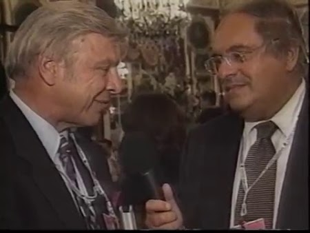 Charney at Democratic National Convention in Chicago: Bill Clinton for President – Part 1 (Original Airdate 9/08/1996)