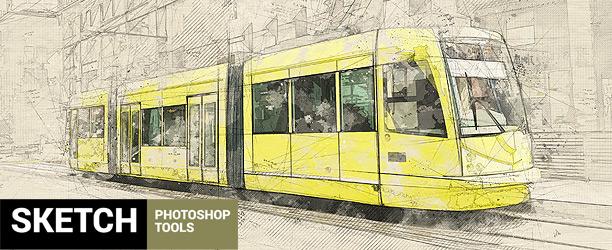 Watercolor Artist - Perfectum 2 - Photoshop Action - 15
