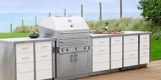 Outdoor Kitchen Cabinet Stainless Steel S Kalamazoo Gourmet