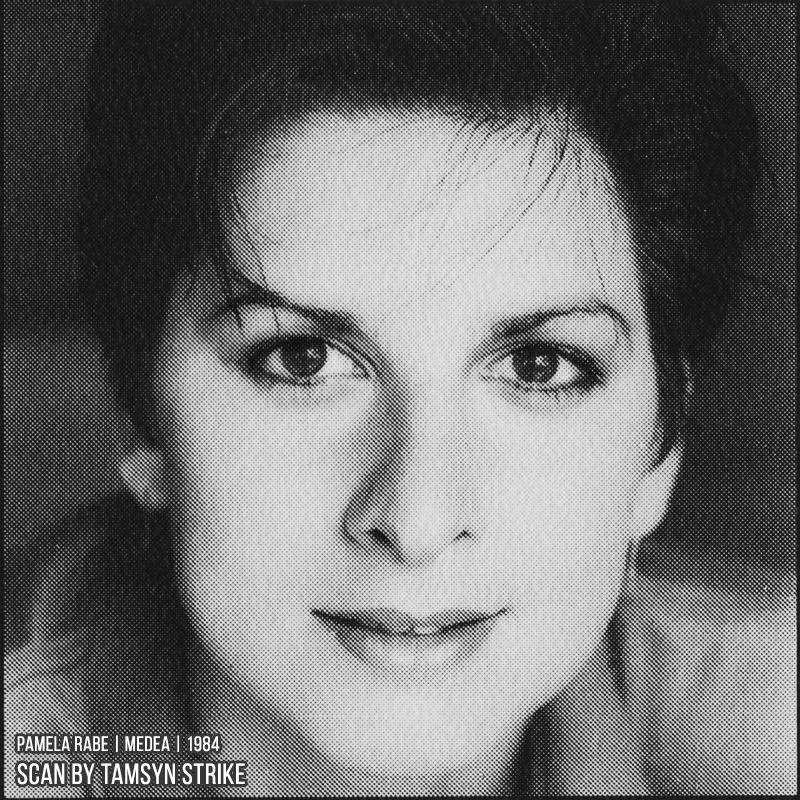 Pamela Rabe   Medea   1984