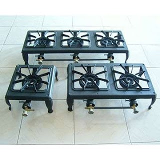 Outdoor Kitchen Burners Gas China Cooking Camp Range 3 Professional Cast