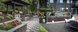 Best Outdoor Kitchens Top 60 Kitchen Ideas Chef Inspired Backyard Designs