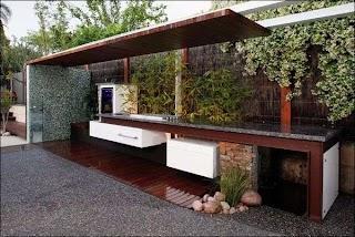 Contemporary Outdoor Kitchens Modern Slim Kitchen Designs Lalita Modern