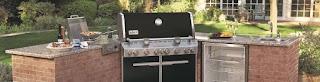 Weber Grill Outdoor Kitchen Bbq S Bbqs