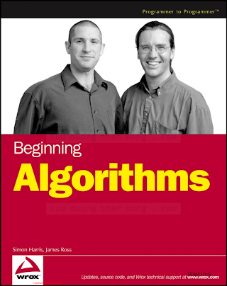 0764596748 {3BB63928} Beginning Algorithms [Harris _ Ross 2005-11-07].pdf