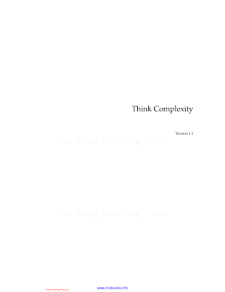 Think Complexity.pdf