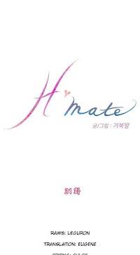 (YoManga) H-Mate – Chapters 31-42 (English)