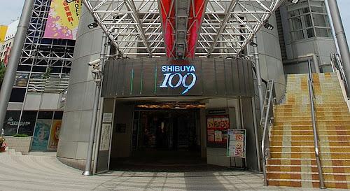 渋谷109・渋谷MAGNET