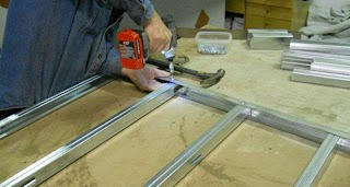 Steel Outdoor Kitchen Frames Modular Kits Fine Homebuilding