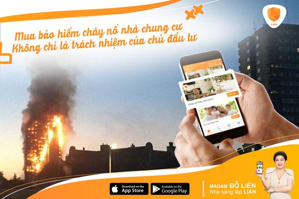 Mua bảo hiểm cháy nổ nhà chung cư - Không chỉ là trách nhiệm của chủ đầu tư