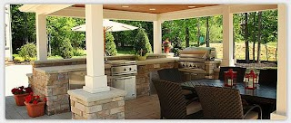 Outdoor Kitchen Cost How Much Does an to Build