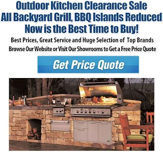 Outdoor Kitchen for Sale Huge Fun Living