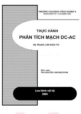 ĐHCN.Thực Hành Phân Tích Mạch DC-AC - Ths.Nguyễn Chương Đỉnh, 29 Trang.pdf
