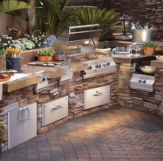 Outdoor Kitchens and Grills Custom Palm Beach Kitchen Palm Beach Fl
