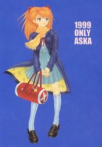 (C57) [Chimatsuriya Honpo (Asanagi Aoi, Musako Aroya)] 1999 Only Aska (Neon Genesis Evangelion) [English] [Fakku]