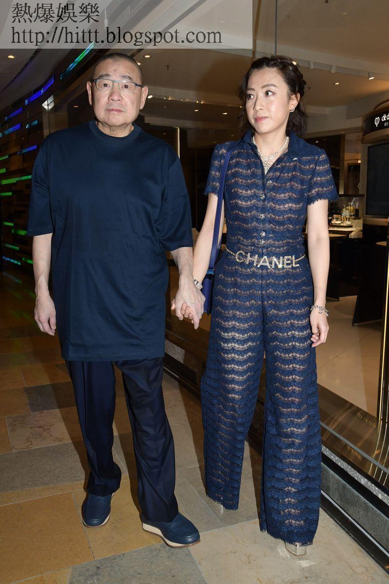 劉鑾雄與甘比有共識出力幫演藝界度難關。