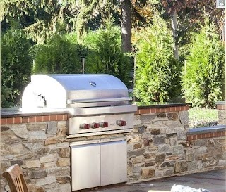 Outdoor Kitchen Appliances Houston Junkyarddogsinfo