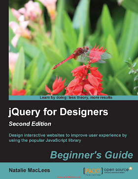 jQuery for Designers Beginner's Guide Second Edition.pdf