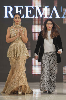Reema Ahsan Je Suis Belle Collection at Pakistan Fashion Week London 2017