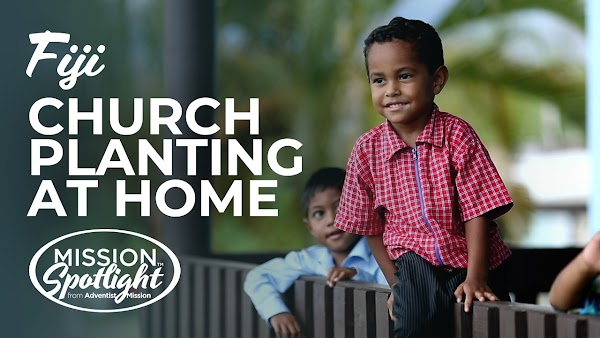 Weekly Mission Video - Church Planting at Home