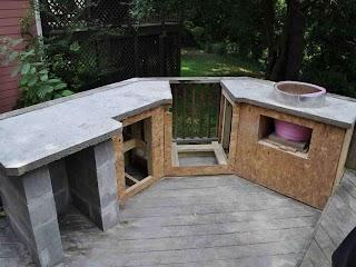 Simple Outdoor Kitchen Material Tedxoakville Home Blog