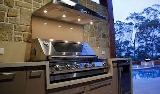 Outdoor Bbq Kitchens Just Stone Australia