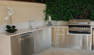 Outdoor Kitchen Barbecues S Just Stone Australia