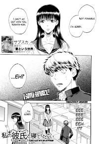 [Sabusuka] Watashi no Kareshi to Nete Kudasai Ch. 1-3 | Please Sleep With My Boyfriend Ch. 1-3 [English] [Mikakunin]
