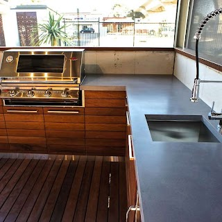 Adelaide Outdoor Kitchens Custom