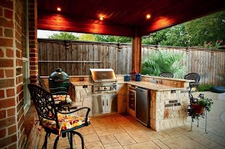 Dallas Outdoor Kitchens 5 Kitchen Ideas on a Budget