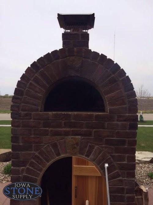 Stone Age Pizza Oven