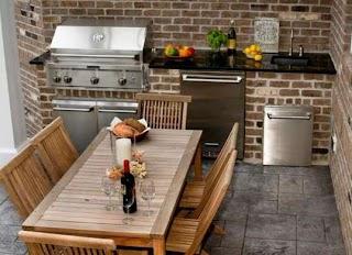 Ferguson Outdoor Kitchens Klipon Kitchen