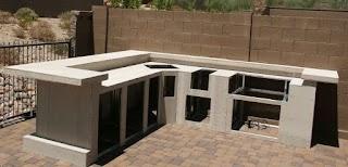 Outdoor Kitchen Bbq Plans Designs Jo Home Designs