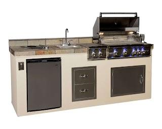 Sarasota Outdoor Kitchens Bbq Grills Fire Pits Paradise Grills Fl