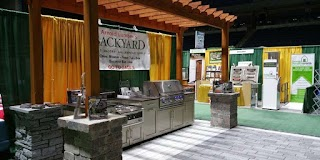 Outdoor Kitchen Show Arnold Lumbers Backyard and Design Center Bring a Stunning