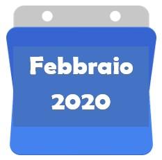 Febbraio 2020 Bis!
