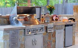 Outdoor Kitchens Kansas City Flo Grills Custom Living Gallery