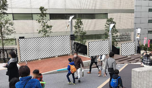 Shinagawa Prince Hotel Town Media