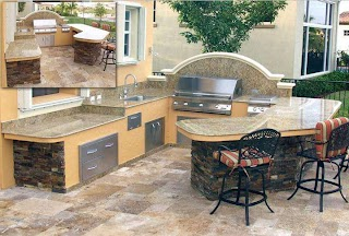 Florida Outdoor Kitchens Barbeque Bbq Grill