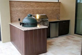 Outdoor Kitchens Naples Kitchen Creative Spaces Inviting Places Hl Posey