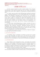 Polycopié Tissu Sanguin(2017-2018).pdf