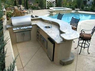 Affordable Outdoor Kitchens Kitchen Installation