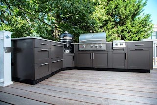 Danver Stainless Outdoor Kitchens Are Steel Cabinets a Good Longterm Investment