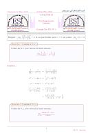Td et corrigé sur les DL et les limites ESI SBA.pdf