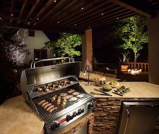 Outdoor Kitchen Distributors Living Cps