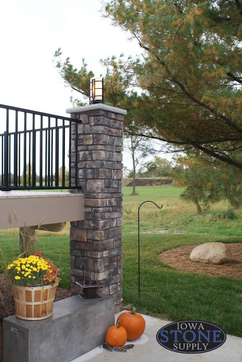 Boral Wolf Creek Country Ledgestone